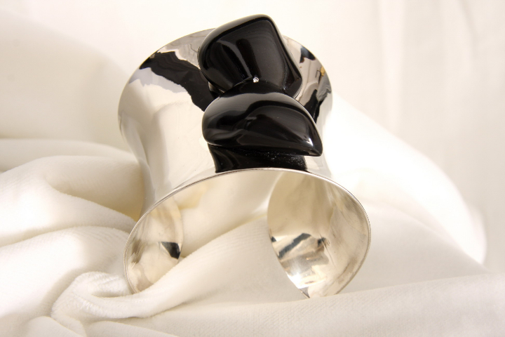 Bracciale n 3 alla schiava e marmo  The slave bracelet and marble  design by Emanuele Rubini  4