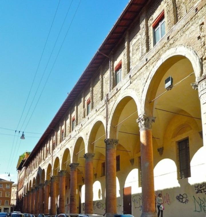 Antigo Hospital Bastardini - Bologna