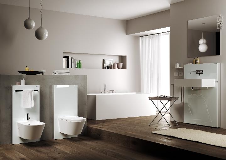 Geberit Monolith pour bidet lavabo toilettes 3