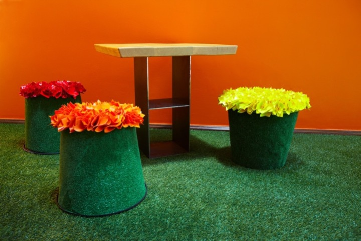 IN EMOTION - collection MEADOW IN FLOWER - Design Renata Giacomini and Angela Mensi