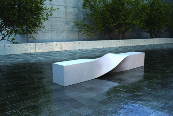 LAB 23 - collezione S-bench - design Veronica Martinez