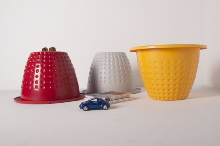 VERGAPLAST DESIGN - collection THIMBLE - concevoir Nicola Bonriposi