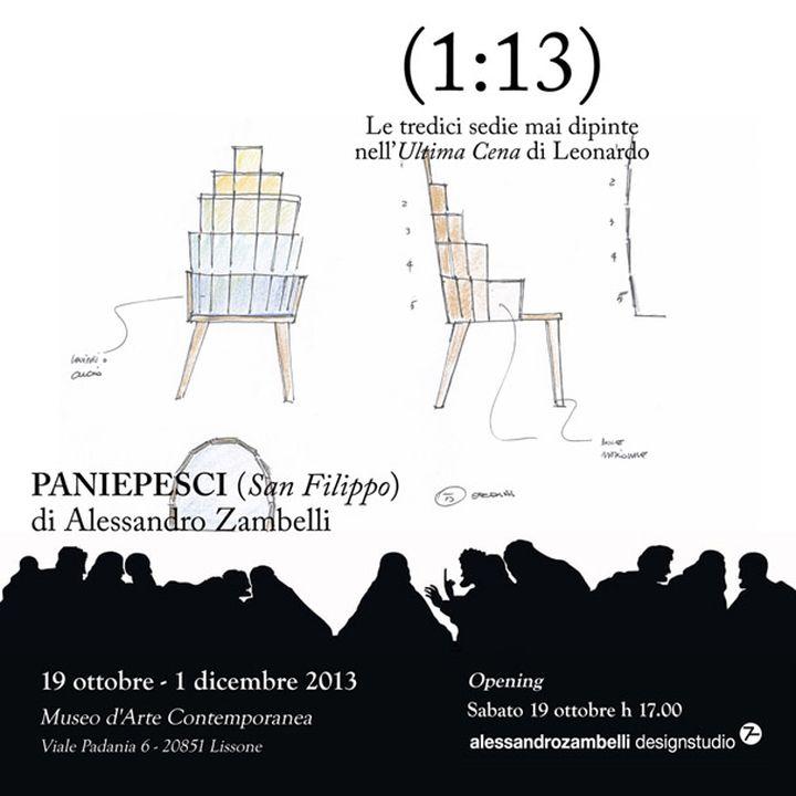 招待状PANIEPESCI 19ottobre