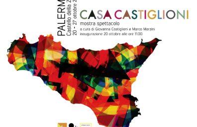 Una invitación Casa Castiglioni Palermo