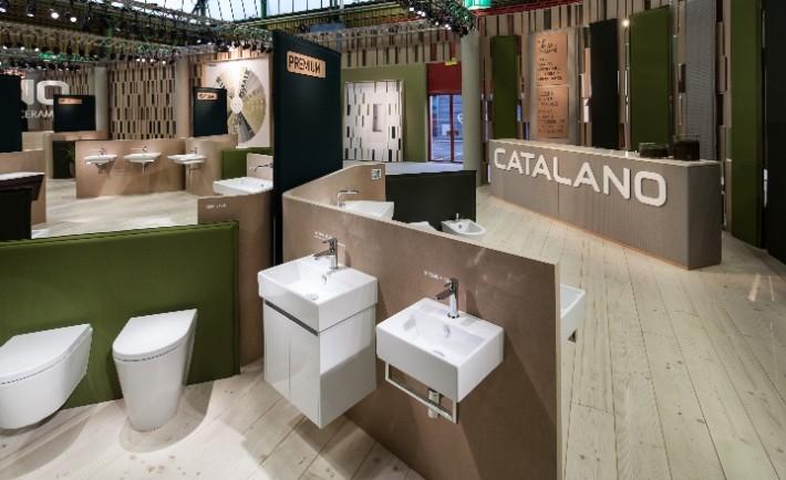 Catalano stand Cersaie 1