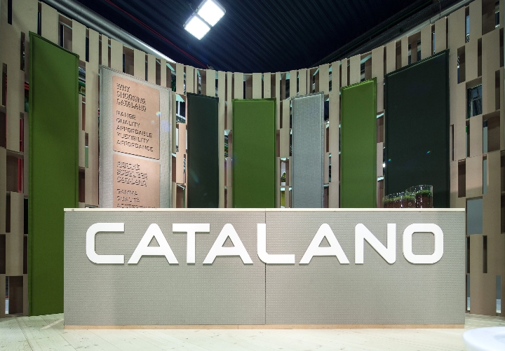 Catalano stand Cersaie 5