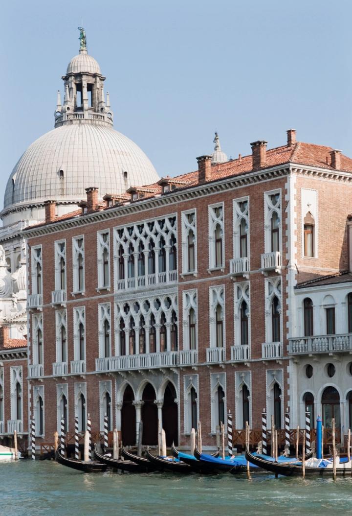Centurion Palace Hotel Facciata Canal Grande