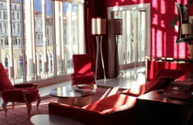 Centurion Palace Hotel Suite
