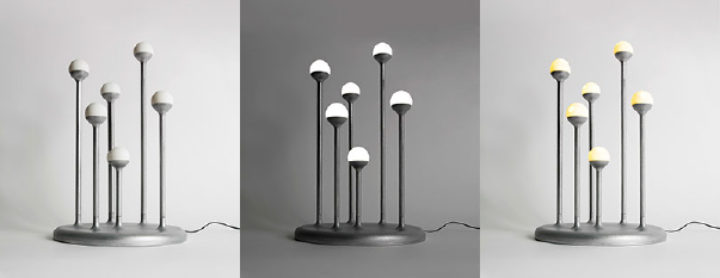 Gianluca Sgalippa lampe Stigma