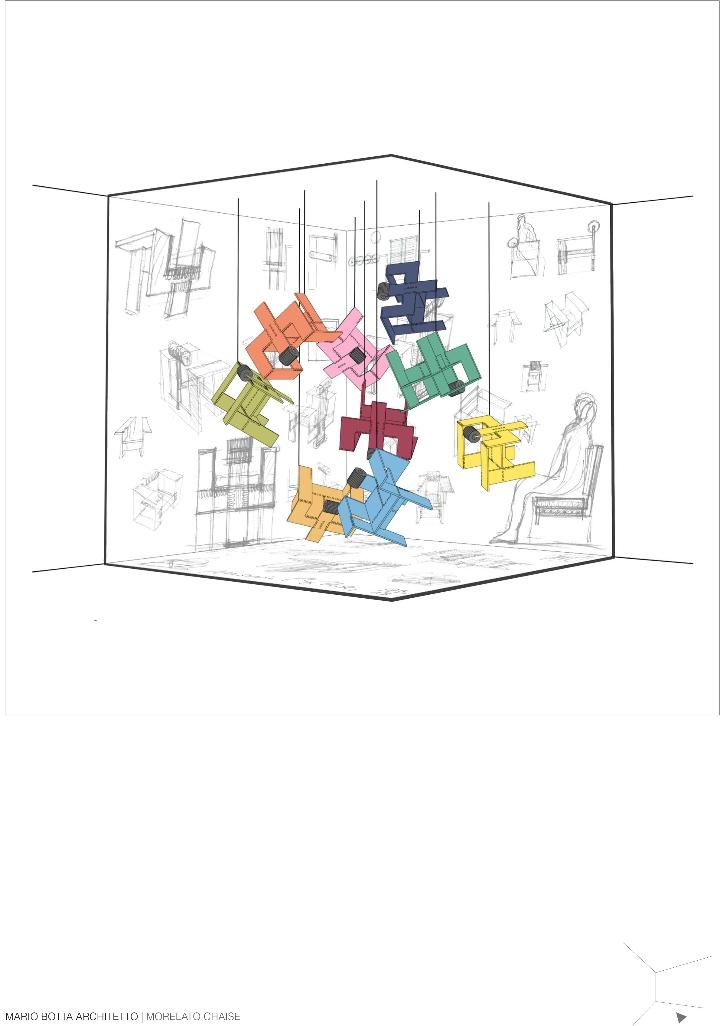 Chaise Morelato construction résidentielle 100 Projet 2013