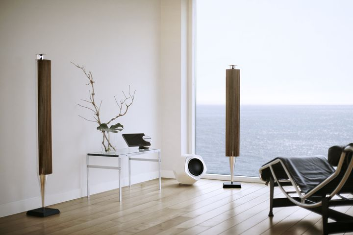 Bang Olufsen BeoLab speakers wireless 18-001