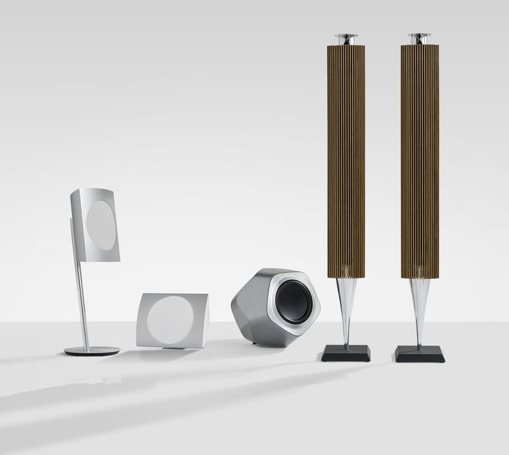Bang Olufsen BeoLab speakers wireless 18-010