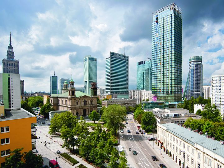 Warschau Cosmopolitan Turm KALDEWEI-001
