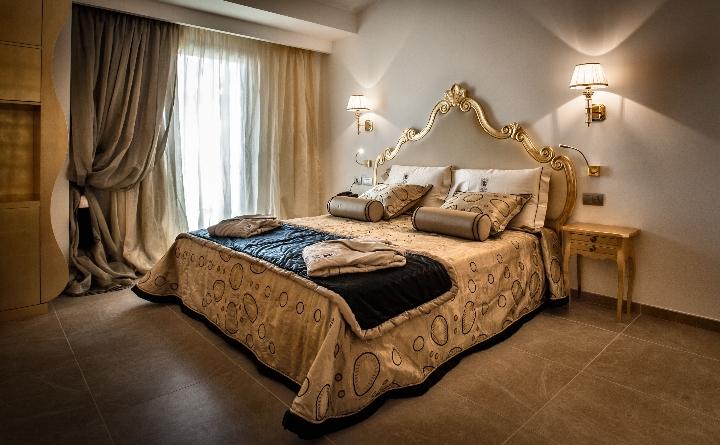 Hansgrohe per il Grand Hotel MaMa la suite imperiale
