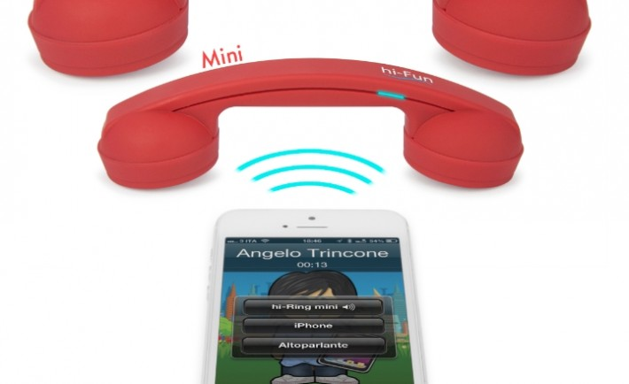ring mini bluetooth connect doppia
