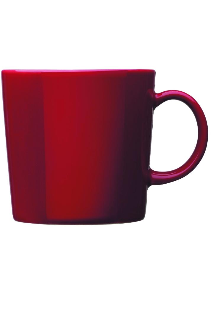 ティーママグ0.3L赤JPG