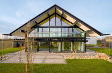 HUF HAUS - Casa ART5 esterno frontale