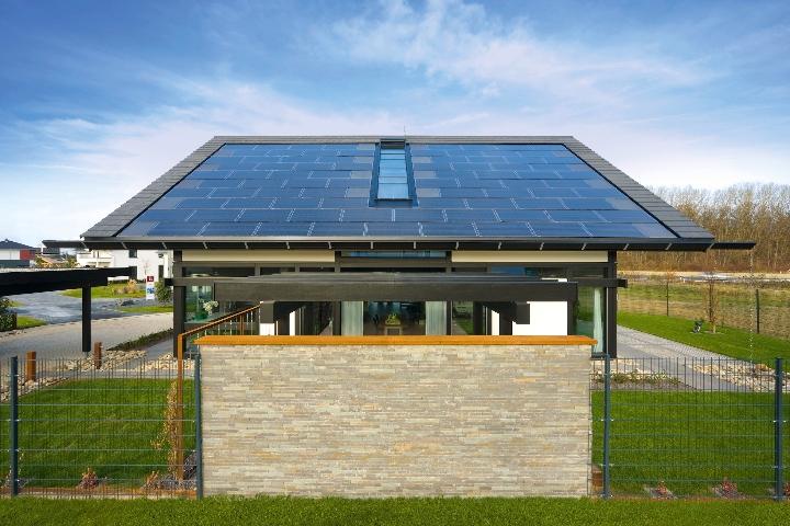 HUF HAUS ART5 Impianto solare