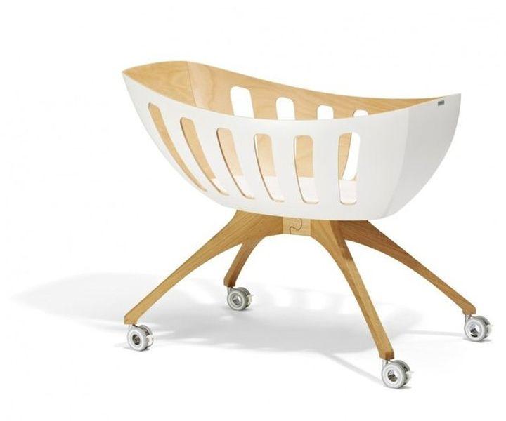 Gloria Lavi culla per neonati in legno-007