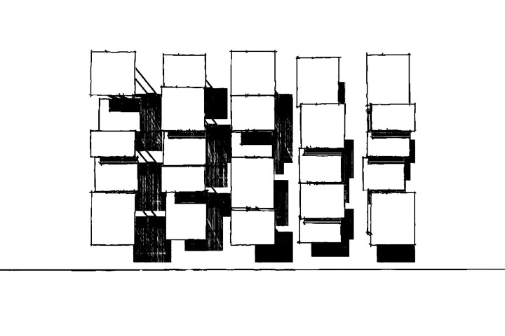 biblioteca Bukva boceto 2