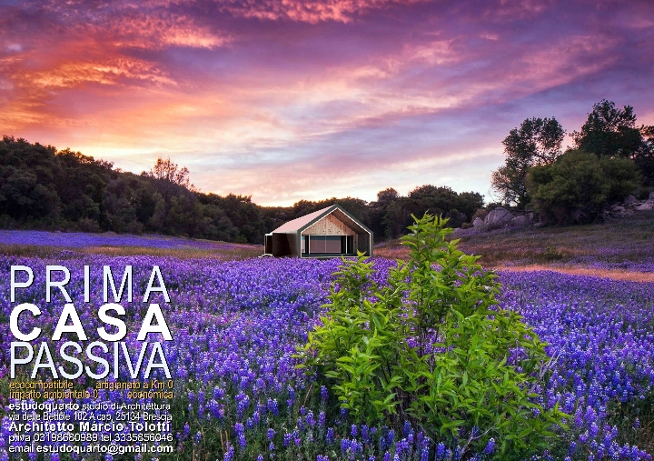 Primeiro Lavender Casa Passiva