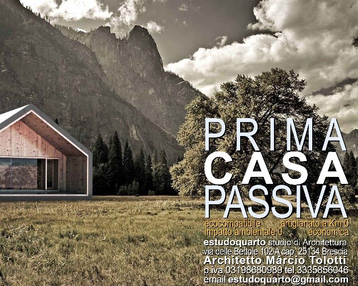 First Passive House estudoquarto