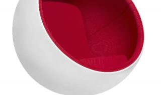 Eero Aarnio ball chair 01