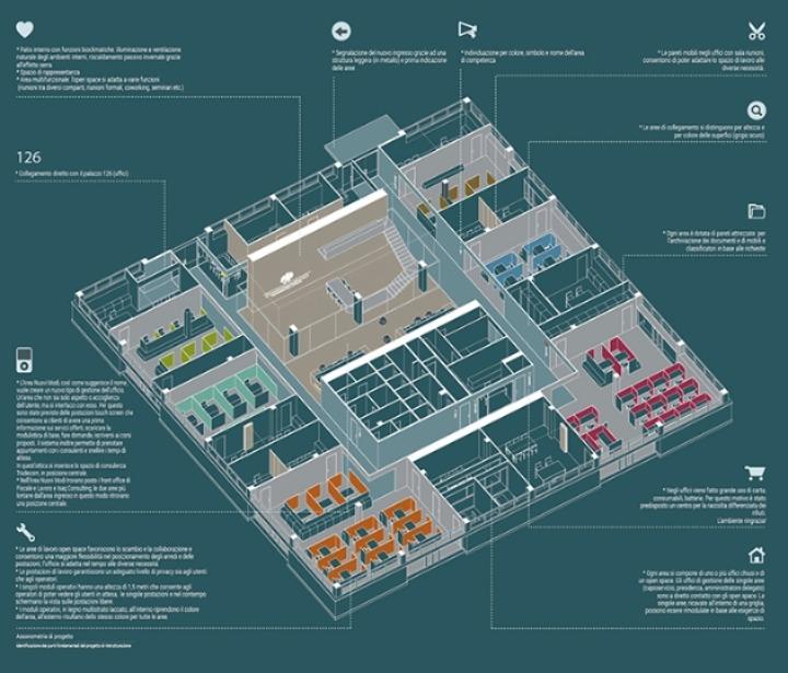 assonometria di progetto-404design