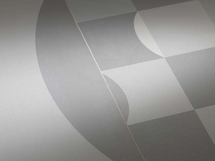 Frame-up Vanguard-Square detail