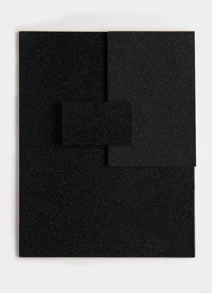DuPont Corian Deep Black Quartz 05-