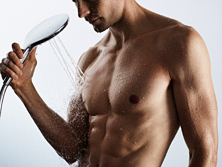 Hansgrohe shower Raindance Select S 150 3jet