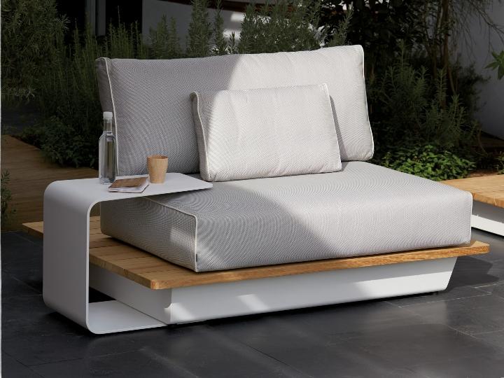 Manutti - AIR divani tavolino amb 10