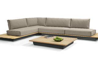 Manutti - AIR divani tavolino amb 2