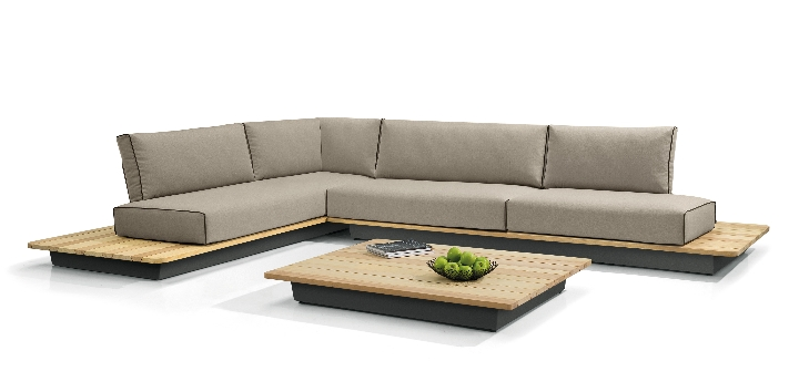 Manutti - AIR sofas coffee table amb 2