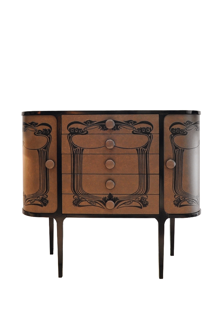 PATINA   by Codital - LE CADRE HIGH CABINET LCC103 CADW 16