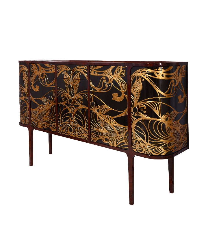 PATINA   by Codital - LE CADRE HIGH CABINET LCC103 CADW 24