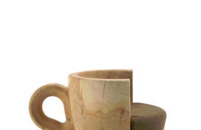 Taffee taza de café silla de Riva 1920 01