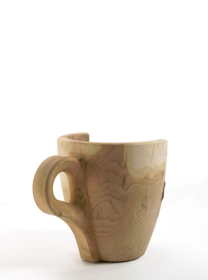 Taffee taza de café silla de Riva 1920 03