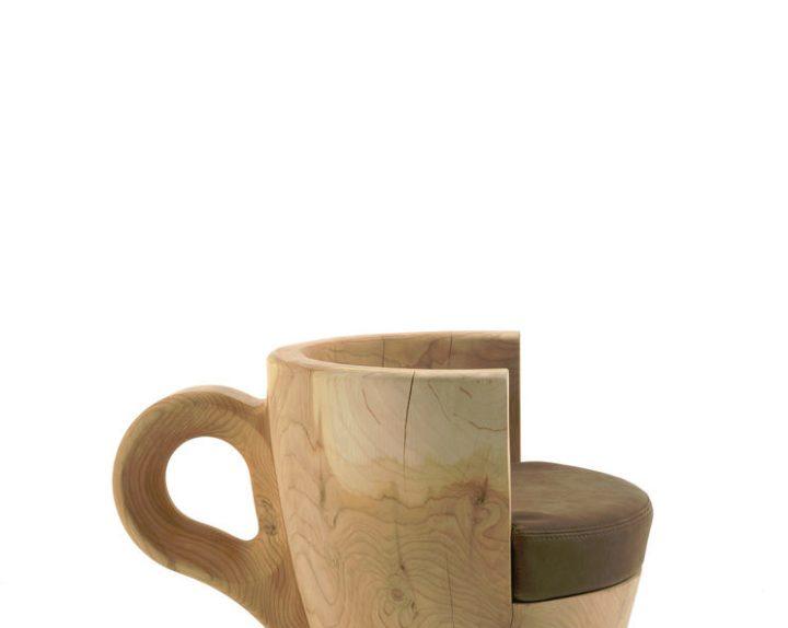 Taffee poltrona tazzina di caffè Riva 1920 01