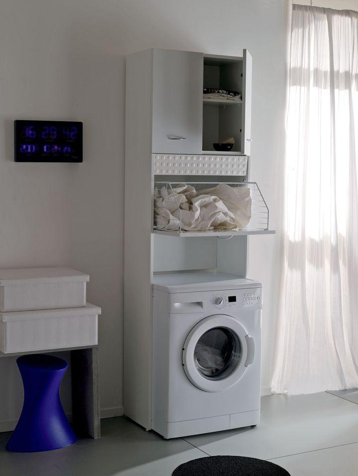 Colavene mobili bagno e lavanderia social design magazine - Mobile lavatrice ikea ...