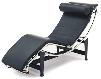 Le corbusier mobili lc poltrona chaise lounge chair sf buy