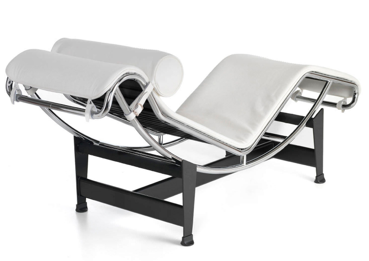The chair chaise longue of le corbusier the real machine - La chaise longue nantes ...