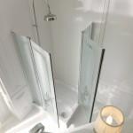Kerasan Retrò Cabina doccia 100x100cm