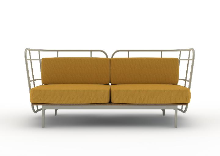 Jujubye sofa