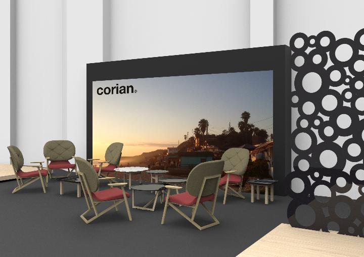 Corian 2-0 lounge