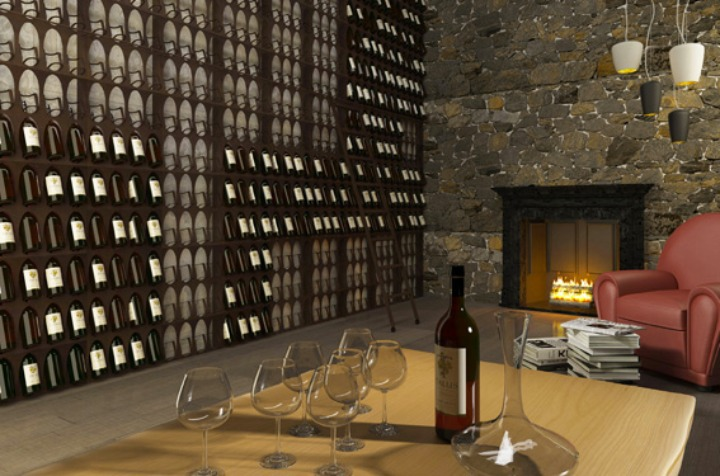 01 Wine Library