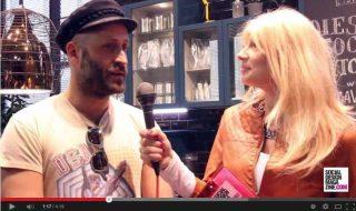 Andrea Rosso Diesel salone del mobile 2014