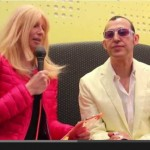 Intervista Karim Rashid Salone del Mobile 2014