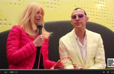 Entrevista com Karim Rashid Furniture Fair 2014