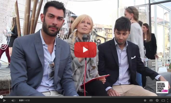 Mattia Bambi Lorenzo Caselli Deco Fuorisalone 2014 SDM Interview